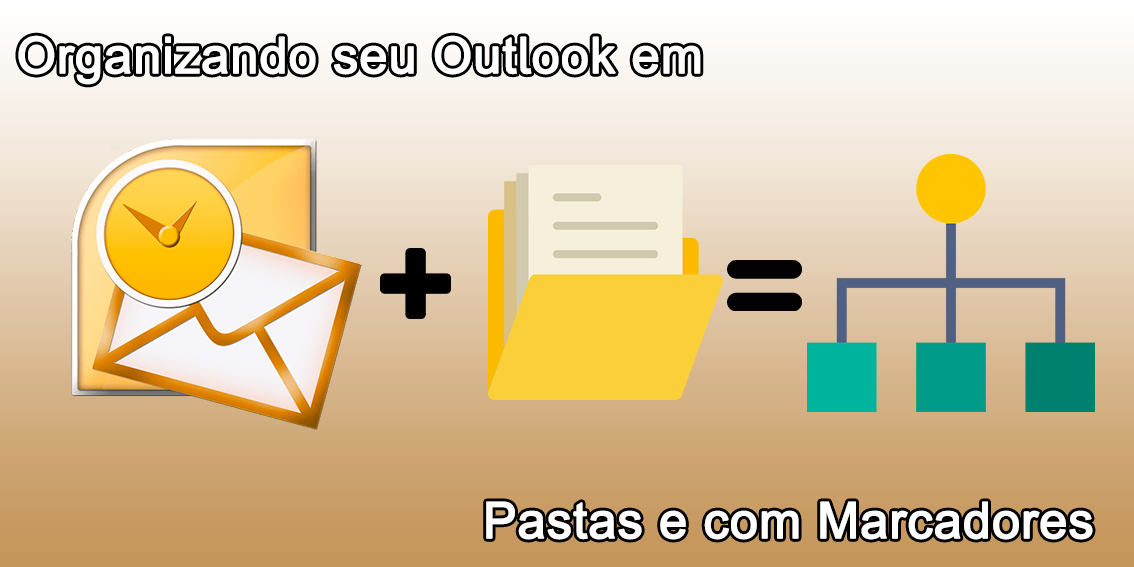 Organizando seu Outlook em Pastas com Categoria