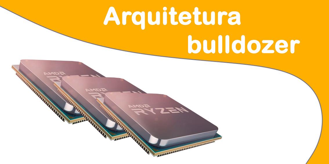 A AMD optou por utilizar uma abordagem diferente na arquitetura Bulldozer